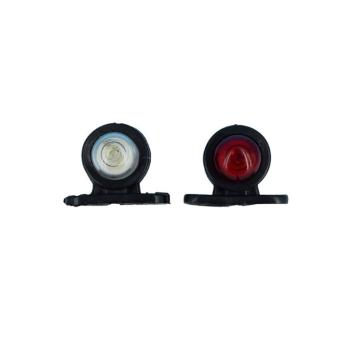 Lampa Gabarit LED 12V, Culoare Alb, Rosu