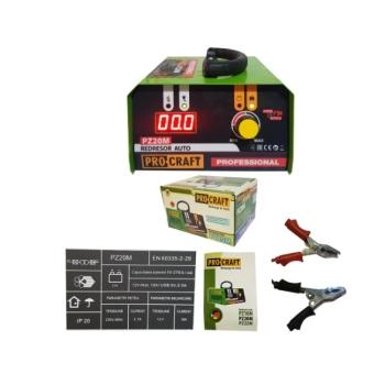Redresor Auto Profesional 12 V , ProCraft PZ20M , Curent de Incarcare 18 Amp
