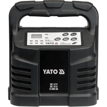 Redresor auto 12V, 15A, 6-200Ah, YATO YT-8303