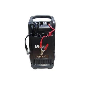 Robot pornire auto ELEFANT CD-420, 1100 W, 600AH, Albastru 1090