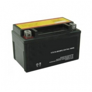 Baterie Scuter, ATV MOTOMIR, cu acid fara intretinere 12V, 7Ah