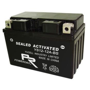Baterie Scuter, ATV MOTOMIR, cu acid fara intretinere 12V, 12Ah