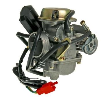 Carburator Scuter KYMCO, SYM, GY6 125cc, 150cc, 4 Timpi