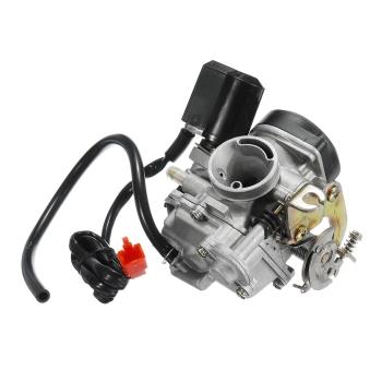 Carburator Scuter GY6 139QMB 50cc, 60cc 4 Timpi