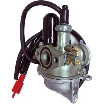 Carburator Scuter Peugeot, Honda 50cc, 2 Timpi (42mm)