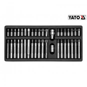 Set Imbus Canelate 40 piese Yato YT-0400