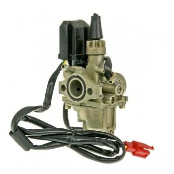 Carburator Scuter Peugeot, Honda 50cc, 2 Timpi (35mm)